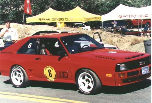 Audi Quattro Sport Images